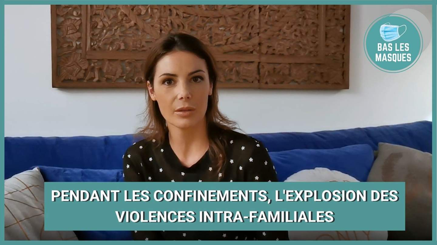 Pendant les confinements, l'explosion des violences intrafamiliales