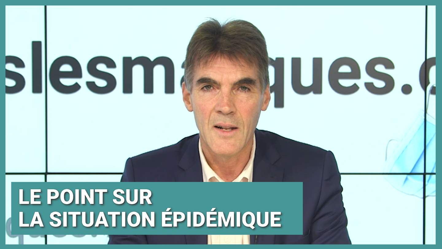 J-F. Toussaint : le point sur la situation épidémique